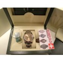 Rolex replica datejust flower brown oyster orologio replica imitazione