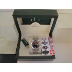Rolex replica datejust acciaio black brillantini oyster orologi replica