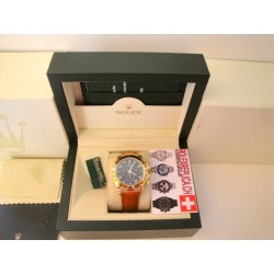 Rolex replica daytona vip gold yellow arab dial 116509 orologio copia replica