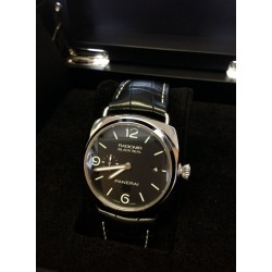 Officine Panerai replica Radiomir Black Seal PAM00388 black dial
