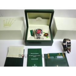 Rolex replica daytona vintage 6263 california red dial edition imitazione replica