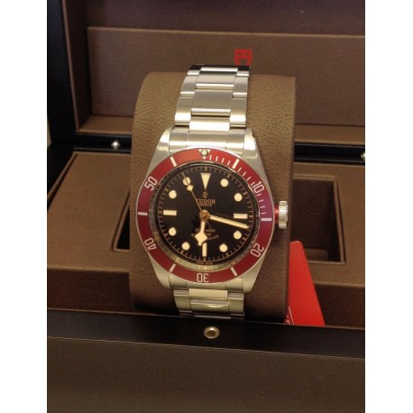 Tudor replica Heritage Black Bay 41mm 79220R orologio replica