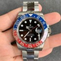 ROLEX REPLICA GMT MASTER II 116719BLRO SUPERCOPY 3186 CLONE MOVEMENT