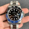 ROLEX REPLICA GMT MASTER II 116710BLNR SUPERCOPY 3186 CLONE MOVEMENT