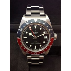 Tudor replica Heritage Black Bay GMT 79830RB Pepsi