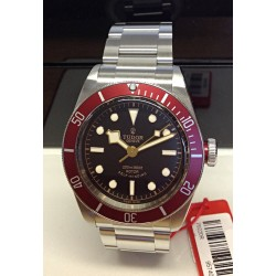 Tudor replica Heritage Black Bay 41mm 79220R red bezel