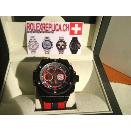 Hublot big bang bayern monaco replica
