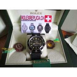 Rolex replica vintage submariner 100mt cordura