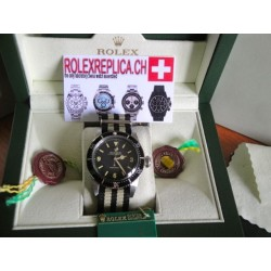 Rolex submariner replica cordura 3-6-9 plexi