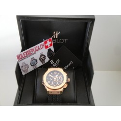 Hublot replica big bang rose gold ceramichon imitazione orologi replica