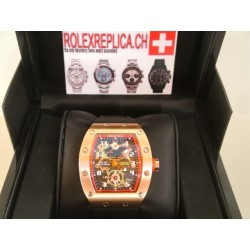Richard Mille replica RM036 jean todt limited edition rose gold imitazione orologio